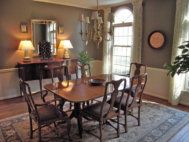 Information about rate my space questions for for Traditional decorating ideas for dining rooms