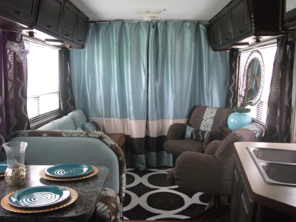 Popular Camper Interior Remodel Diy Travel Trailers 145 Ideas And Free 2017