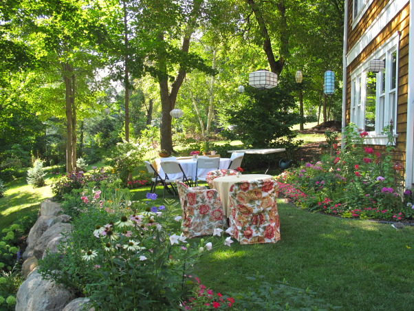 Summer's Reward, A one acre lot full of annual and perennial beds in minnesota, garden party , Gardens Design