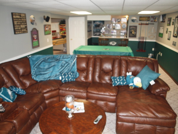 Eagles Man Cave Ideas : Information about rate my space questions for hgtv