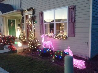 Christmas at my house, Holidays Design