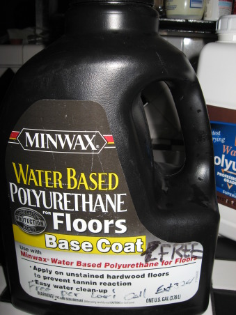 Brown bag floor, Can't afford wood floors so I decided to do brown bag floors in my house. , I got 2 gallons of this for free and used one gallon putting down 3 coats on the floor.     , Other Spaces Design