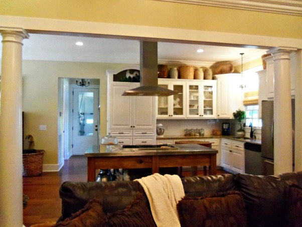 our new kitchen, Looking in from the great room., Kitchens Design