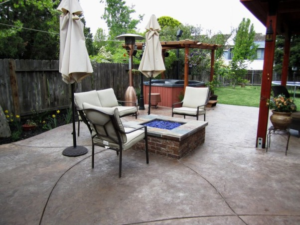 Our DIY Patio, Patios & Decks Design
