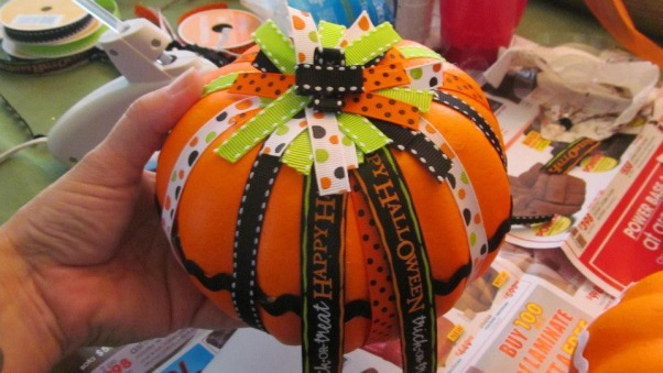 Tricks and Treats!, Decorating for the Holidays is one my favorite things to do! Many of my ideas were inspired by HGTV and other Rate My Space members. These are my new creations for this Fall and Halloween., It's super easy and sooooo cute! , Holidays Design