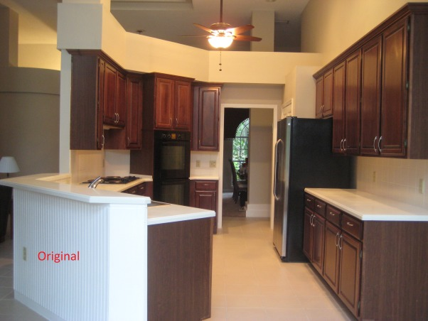 Simple and Elegant Kitchen, A 1993 Kitchen remodeled to reflect our style. Designed on-site with the Cabinet maker. Managed al contractors. Great results., Original Kitchen!!     , Kitchens Design