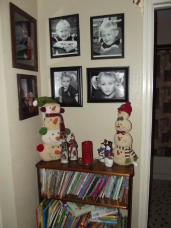 It's beginning to look alot like Christmas 2012, hallway between the kids bedrooms, Holidays Design