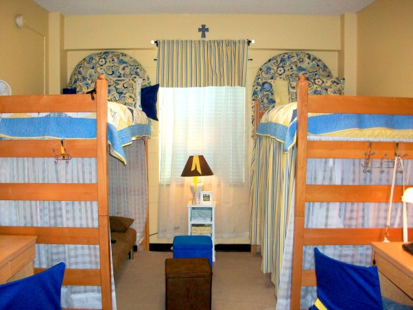 French Country Dorm, Dorm Rooms Design