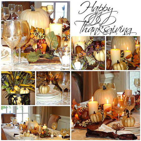 Thanksgiving , Happy Thanksgiving!, Dining Rooms Design