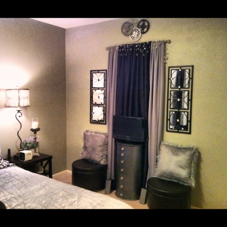 Guest Room Update ;), time for an update!!, t.v. wall, Bedrooms Design