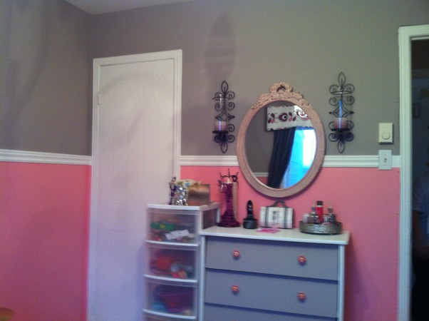 Chic little girl bedroom, Chic,glamourous little girl bedroom, Girls' Rooms Design