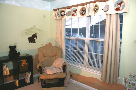 Baby Boy's Nursery room with woody animals, Baby Boy's Nursery room with woody animals, Baby Boy's Nursery room with woody animals, Nurseries Design