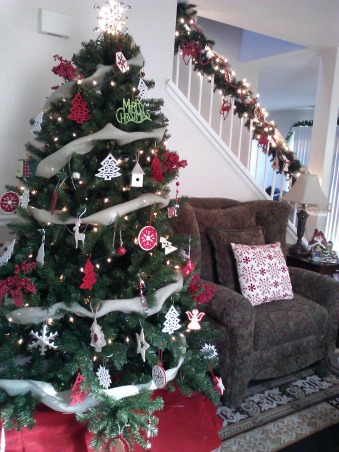 We Love Christmas, All done inside.. , Living Rooms Design