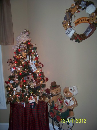 It's Beginning to Look A Lot Like Christmas..., Home Christmas Decor 2012, Holidays Design