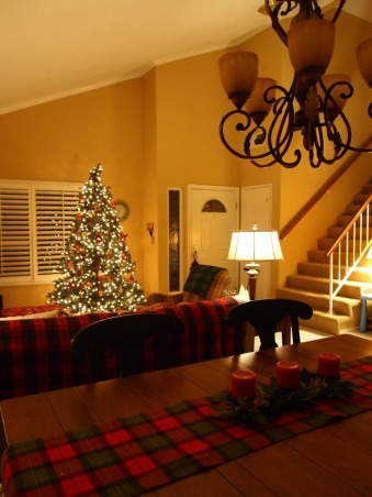 ready for christmas! :), Living Rooms Design