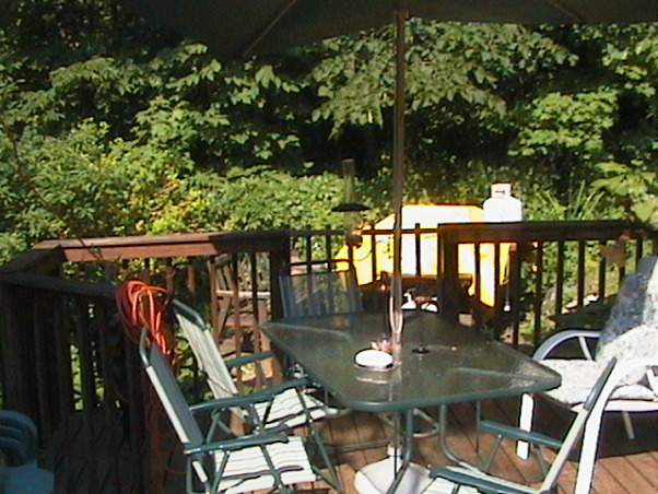 Backyard Deck, This is the before photo of my deck...., Patios & Decks Design