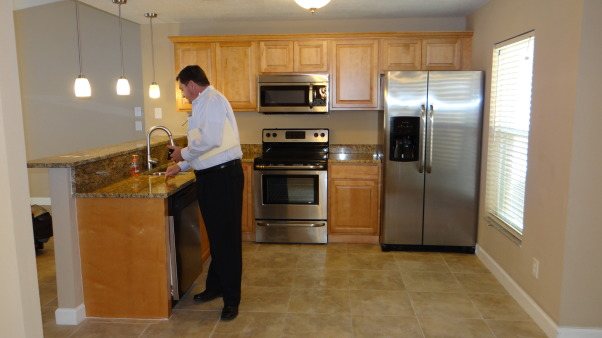 Small kitchen in need of more storage and personality!, We just purchased our first home. Keeping in mind that this house is not our dream house we sacrificed size for finishes and new appliances. With that being said I knew I'd be able to create more space and much needed personality some how. That's what I need your help with. I want to hear your ideas. Please and thanks so much <3, Kitchens Design