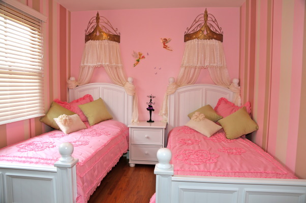 small room for twins Girls, Girls' Rooms Design