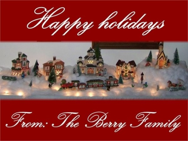 2009 Christmas Decorations, Holidays Design