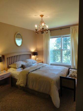 Pottery Barn Guest Bedroom, Simple and functional, Bedrooms Design