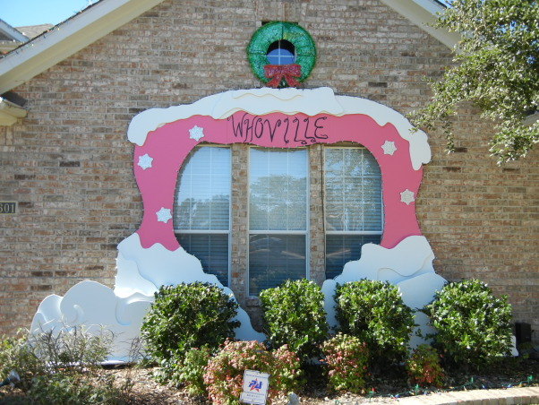 Christmas at Whoville - 2012, Holidays Design
