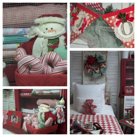Christmas Bedrooms, We live in a farmhouse, and decorated the bedrooms for the Christmas season. Two guest bedrooms and our Master Bedroom are ready for the Holidays!, Bedrooms Design