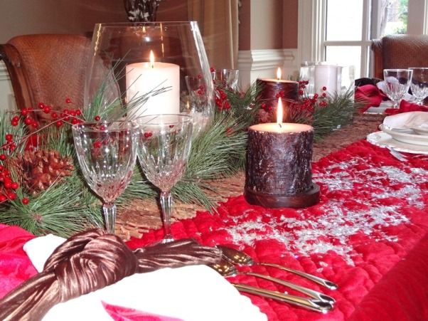 Rustic Chic Christmas, Holidays Design