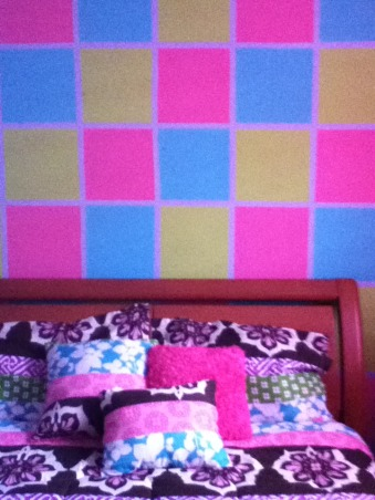 update daughter room, colorful room, Girls' Rooms Design
