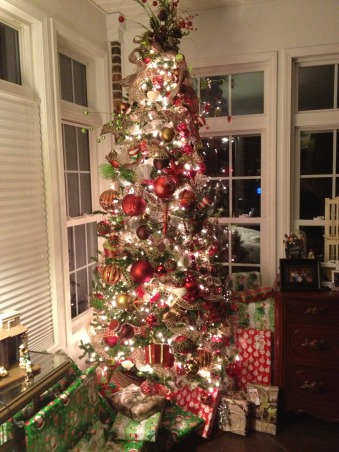 Christmas in Tennessee 2012, Holidays Design