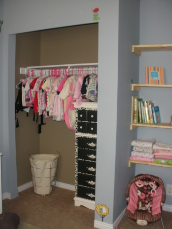 My $300 nursery, I had a super limited budget and only spent about $300. It's not quite finished but baby will be here any time now. Also, I will purchase a crib a later when baby is a little bigger., Nurseries Design