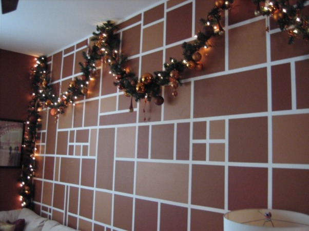 Christmas Decorations 2012, Different Rooms in my home, Garland in Formal Living Room , Holidays Design