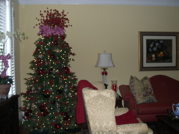 Christmas 2012 - Living Room, Holidays Design