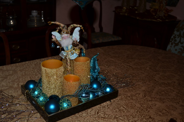 Christmas 2012, It's the Most Wonderful Time of the Year!, Simple Table    , Holidays Design