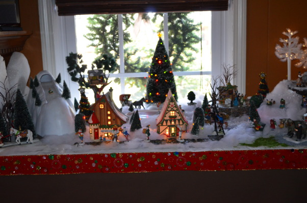 Christmas 2012, It's the Most Wonderful Time of the Year!, Other side of the village   , Holidays Design