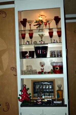 Christmas 2012, It's the Most Wonderful Time of the Year!, Bar area , Holidays Design