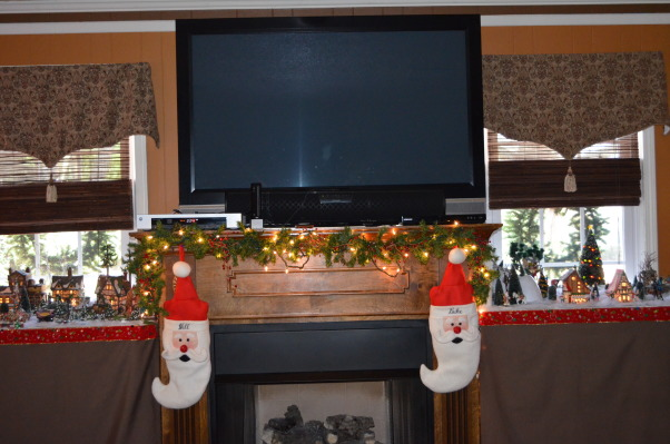Christmas 2012, It's the Most Wonderful Time of the Year!, Santa Stockings , Holidays Design
