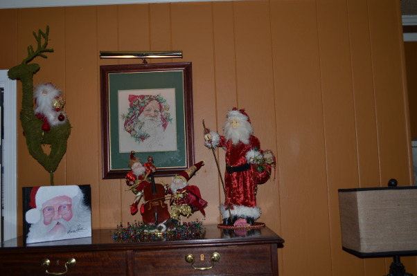 Christmas 2012, It's the Most Wonderful Time of the Year!, Santas , Holidays Design