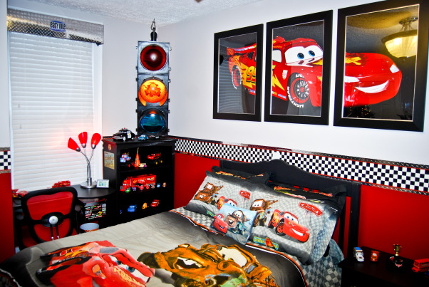301 moved permanently for Boy car bedroom ideas
