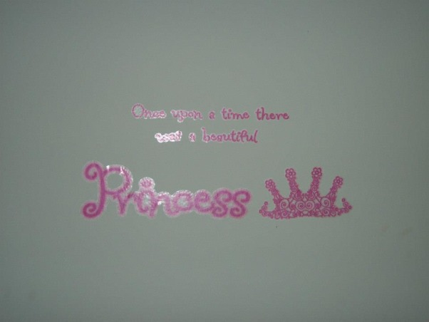 8 year old daughters room, Her colorful space!, the wall decal , Girls' Rooms Design