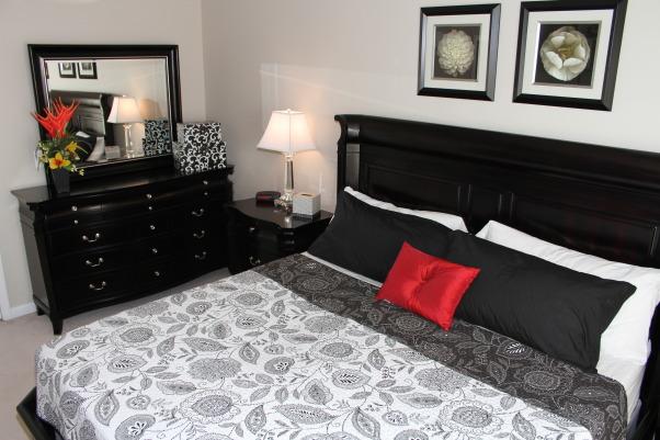Cozy Master Suite, Bedrooms Design