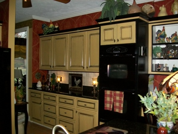 Inside Garden Bugs Home, My style is eclectic, which my not be to everyones liking. This is our kitchen ., Kitchens Design