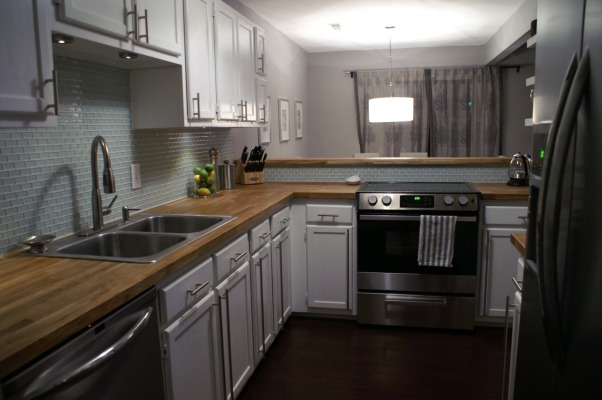 My new kitchen, Small, but cosy., $5000 remodel , Kitchens Design