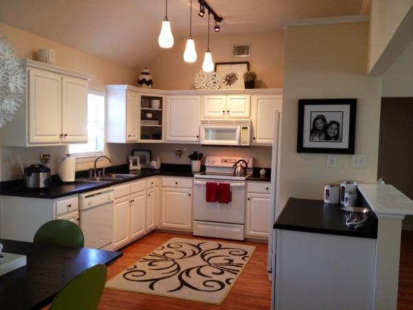 Black & White Kitchen, Kitchens Design