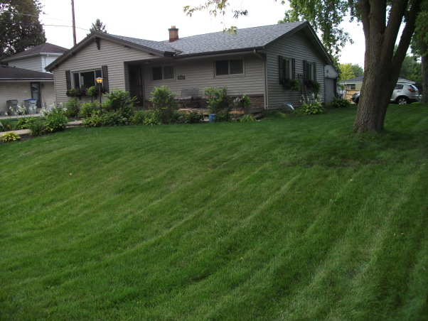 My New Home Redo, Exterior Makeover - Paint/Landscaping, Home Exterior Design