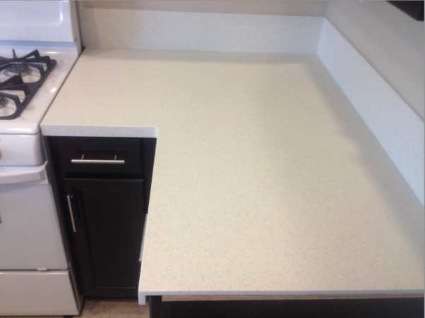 My New Kitchen, This is my kitchen in my new townhouse, the only thing i done so far is buying a refrigerator , Corian Countertops, Kitchens Design