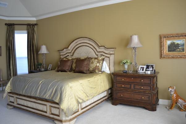 Old World/ Mediterranean Bedroom, Old World/Mediterranean Masterbedroom , Bedrooms Design