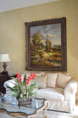 Old world/Mediterranean Living Room, Old World/Mediterranean Living Room, Living Rooms Design
