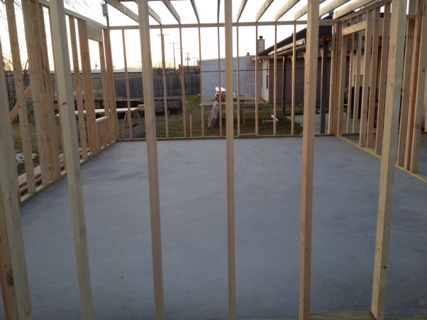 Master Suite Addition, Currently in construction phase master suite with bathroom and bedroom. the total space is 24x26, bedroom is 16x24, and bathroom is 10x18, with 6x10 hallway., Master Suite, Bedrooms Design