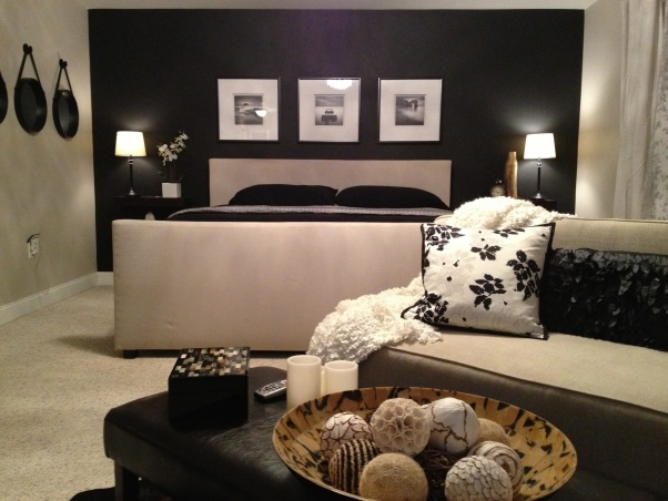Master Suite and Sitting area complete!, Master Suite and Sitting Area, Bedrooms Design