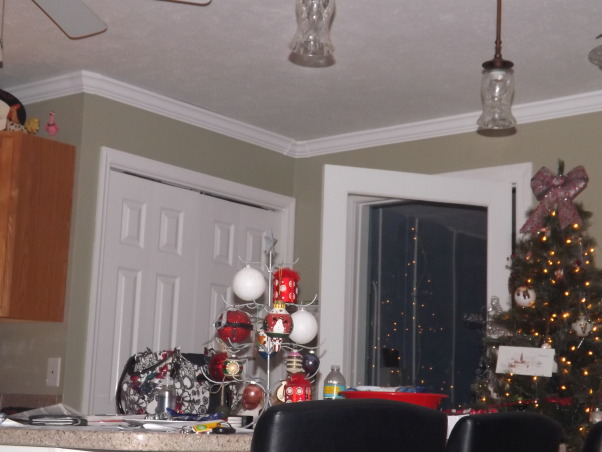 Our short sale Kitchen makeover, Short sale kitchen was short on cabinets,appliances,countertops,you name it!, Crown moulding carried thoughout.., Kitchens Design